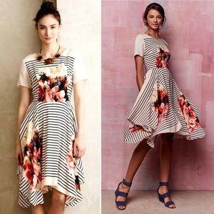 Anthropologie   Verna Midi Dress